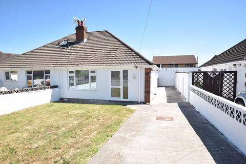 2 bedroom semi-detached bungalow to rent - 19 St Johns View, St Athan, Vale of Glamorgan, CF62 4NZ