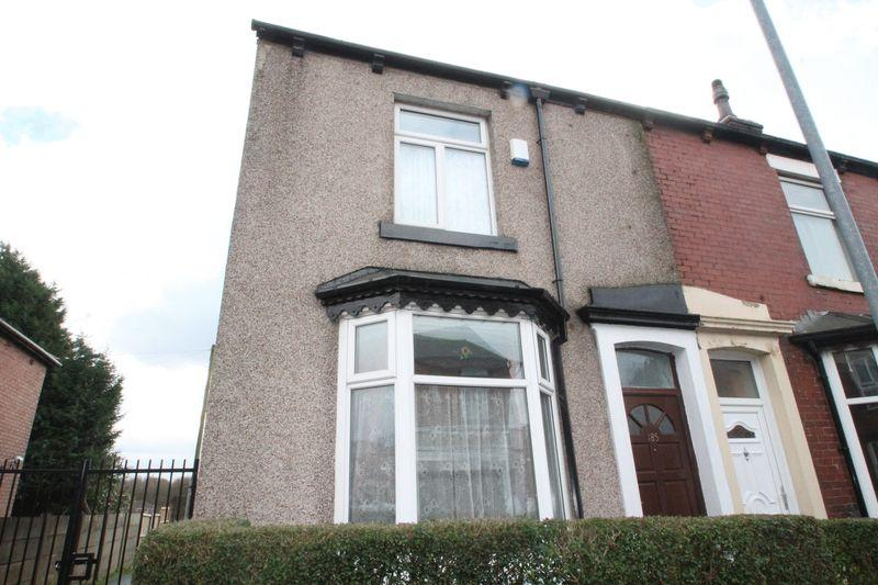2 Bedrooms Terraced House for sale in Ashfield Road, Rochdale OL11 1QH