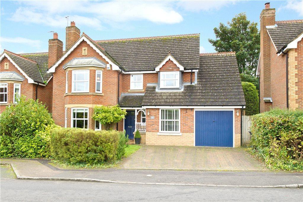 4 Bedrooms Detached House for sale in Timber Lane, Woburn, Milton Keynes, Bedfordshire