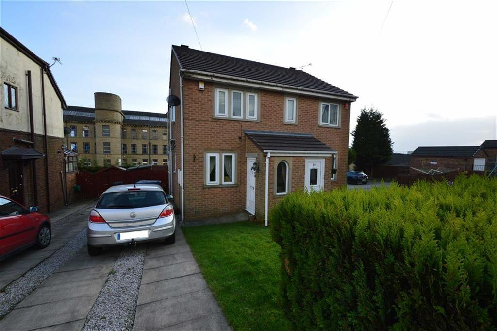 2 Bedrooms Semi Detached House for sale in Clydesdale Drive, Bradford 6, Bradford