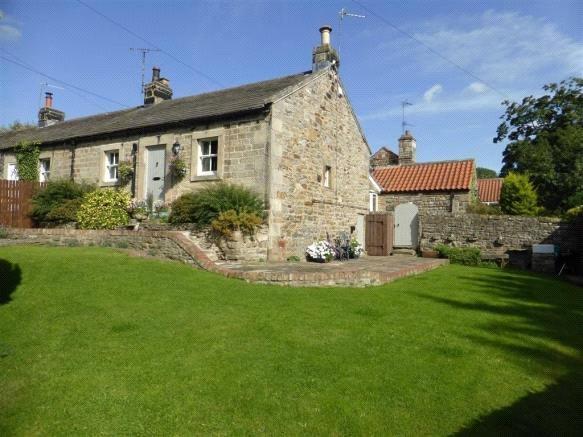 2 Bedrooms End Of Terrace House for sale in Grange Terrace, Whorlton, Barnard Castle, County Durham, DL12