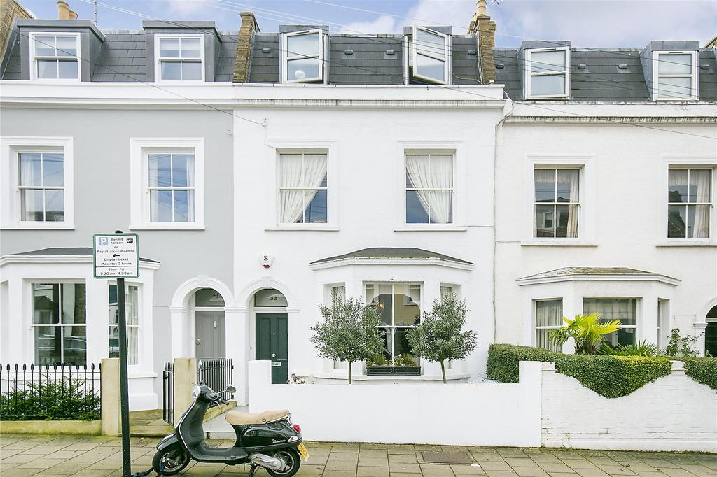 4 Bedrooms Terraced House for sale in Tonsley Hill, Tonsleys, London, SW18