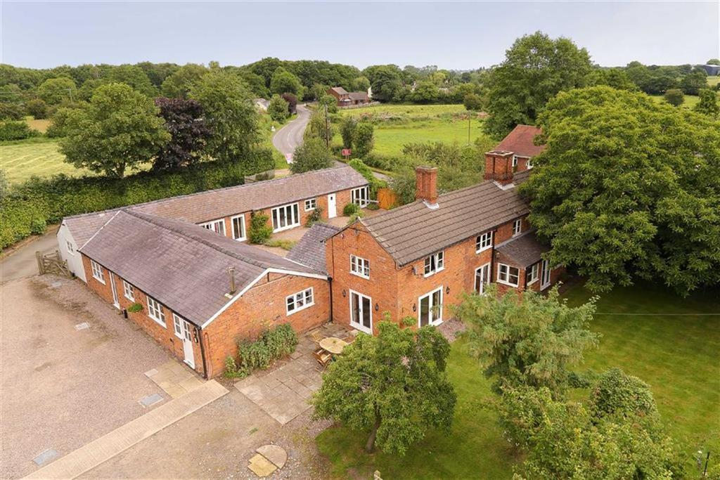 5 Bedrooms Detached House for sale in Coton, Whitchurch, SY13