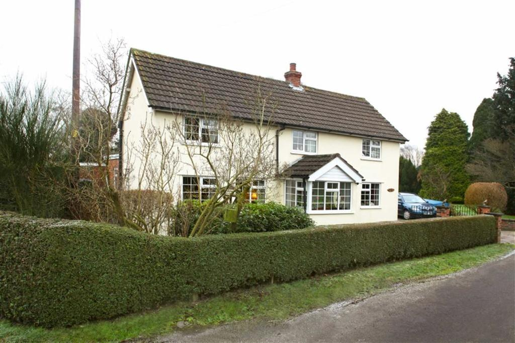 4 Bedrooms Detached House for sale in Kidderton Lane, Nantwich, Cheshire