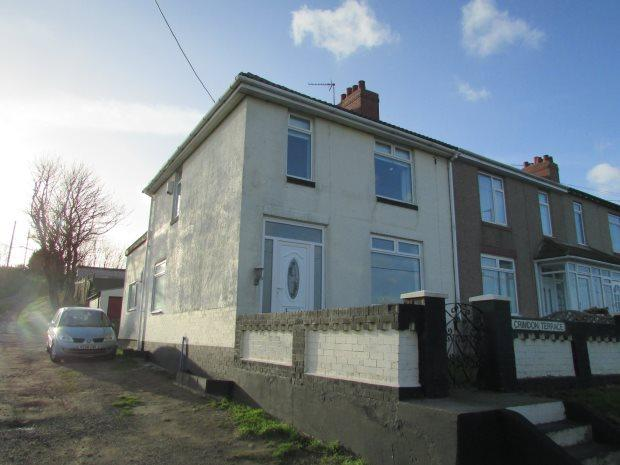 3 Bedrooms Terraced House for sale in CRIMDON TERRACE, BLACKHALL, HARTLEPOOL
