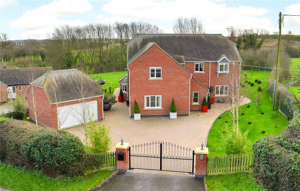4 Bedrooms Unique Property for sale in King Street, Twyford, Melton Mowbray