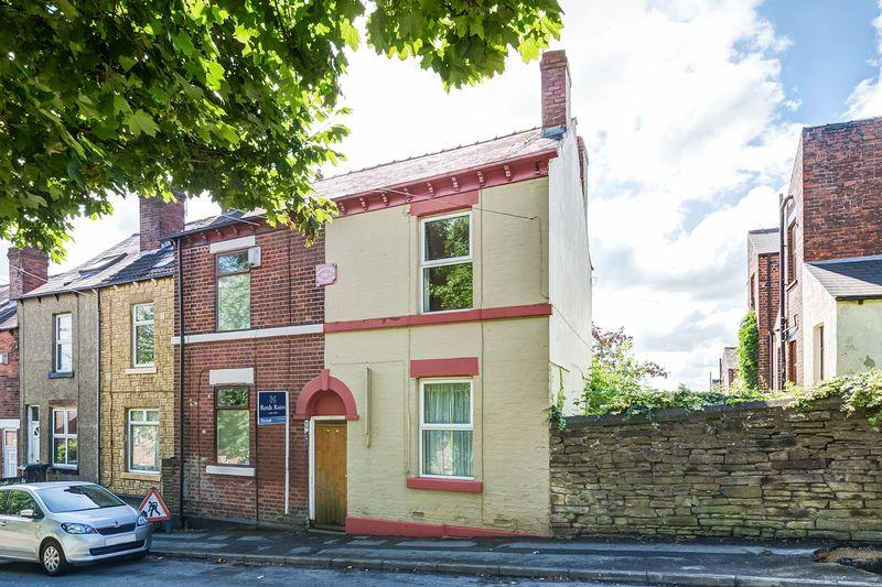 2 Bedrooms Semi Detached House for sale in Daniel Hill Street, Walkley, Sheffield