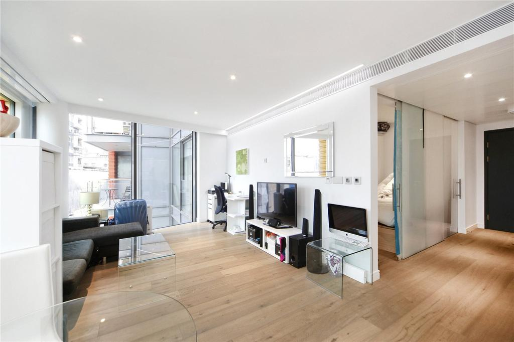 1 Bedroom Flat for sale in 5 Central St. Giles Piazza, London, WC2H