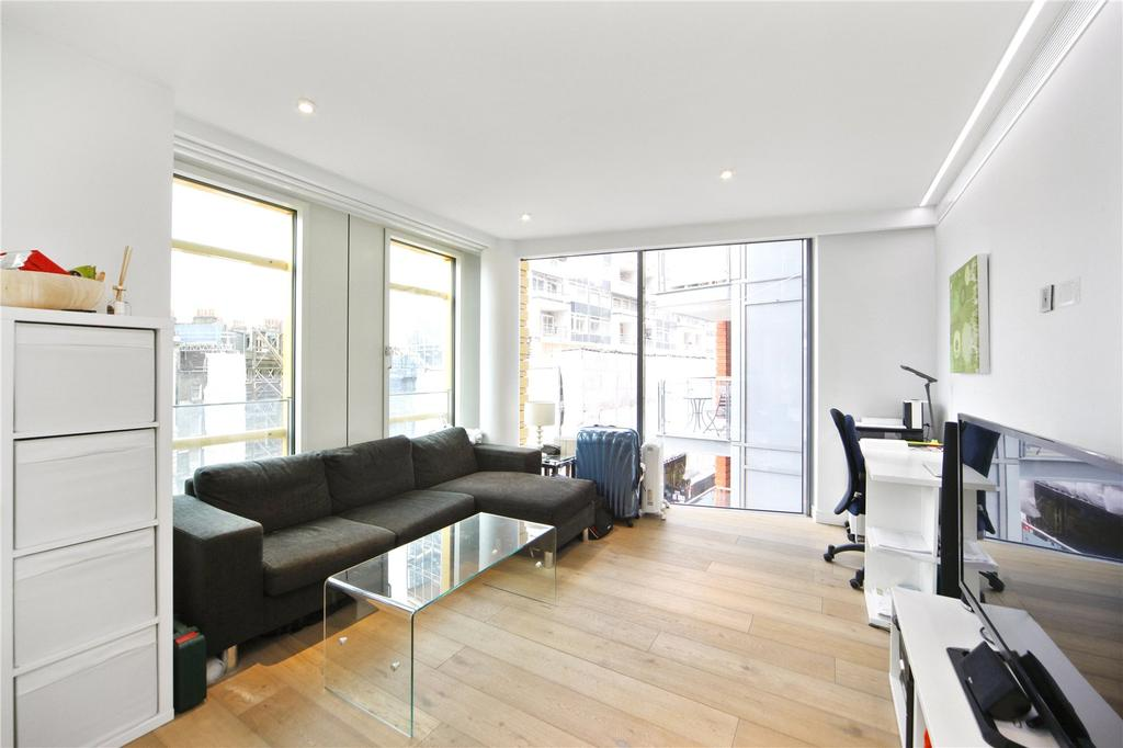 1 Bedroom Flat for sale in 5 Central St. Giles Piazza, London