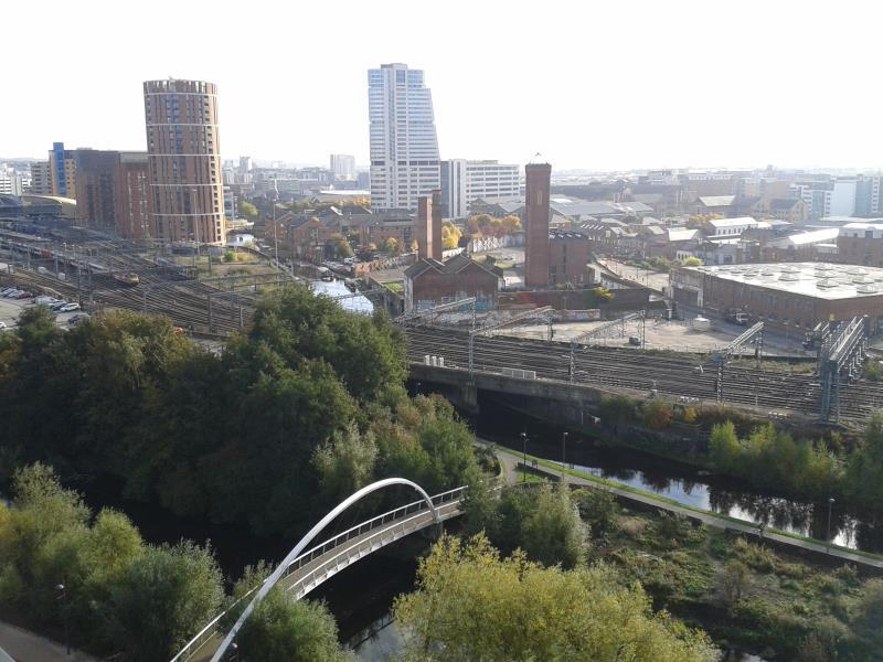 2 Bedrooms Penthouse Flat for sale in WHITEHALL WATERFRONT, LEEDS, LS1 4EG