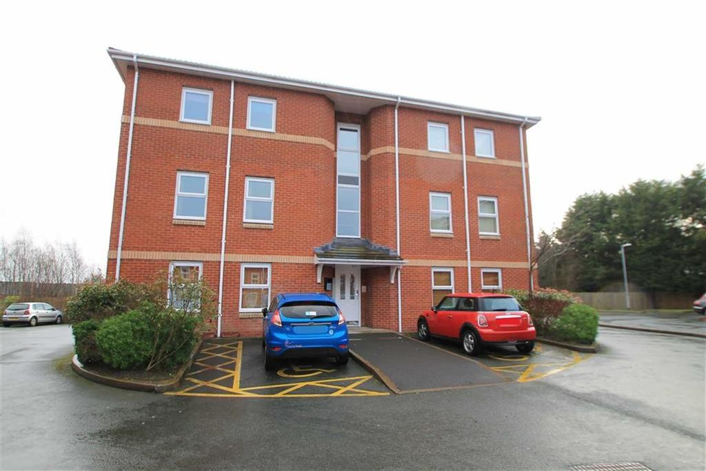 2 Bedrooms Flat for sale in Pant Glas, Johnstown, Wrexham