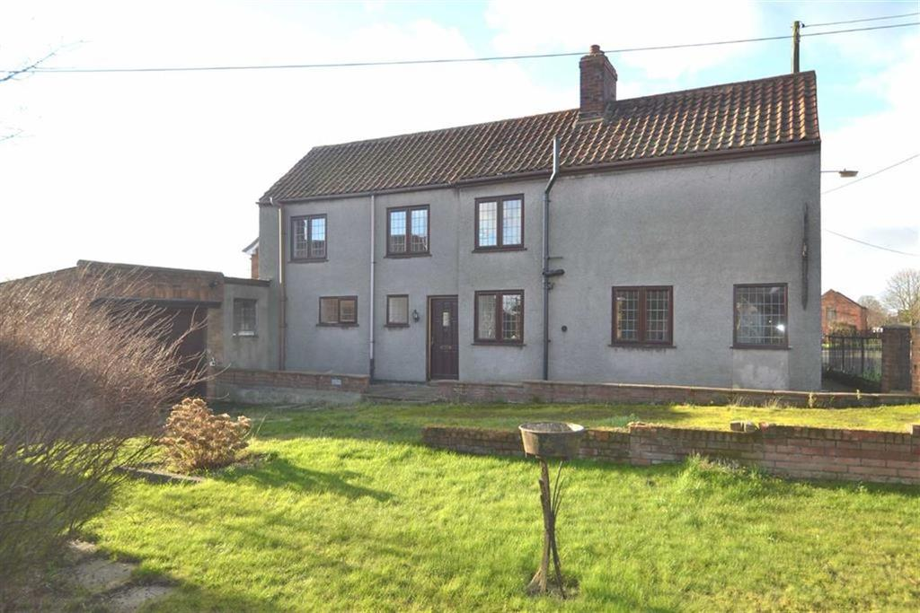 3 Bedrooms Unique Property for sale in Back Street, East Stockwith, Lincolnshire, DN21