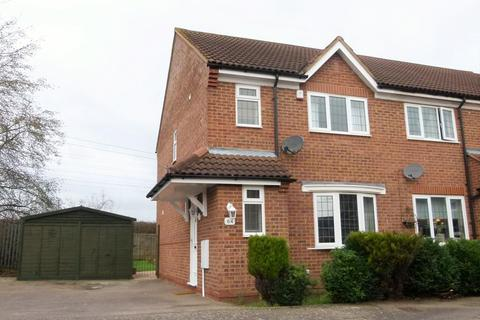 3 bedroom terraced house to rent - The Paddocks, Flitwick, MK45