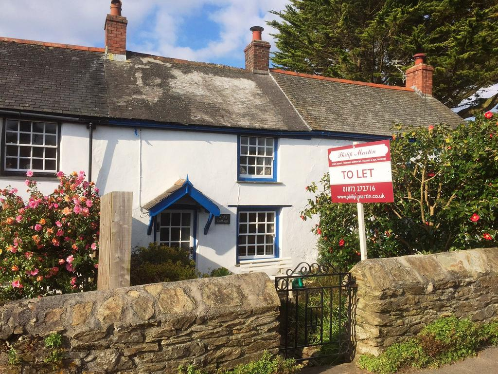 1 Bedroom Cottage House for rent in Veryan Green, Truro, TR2