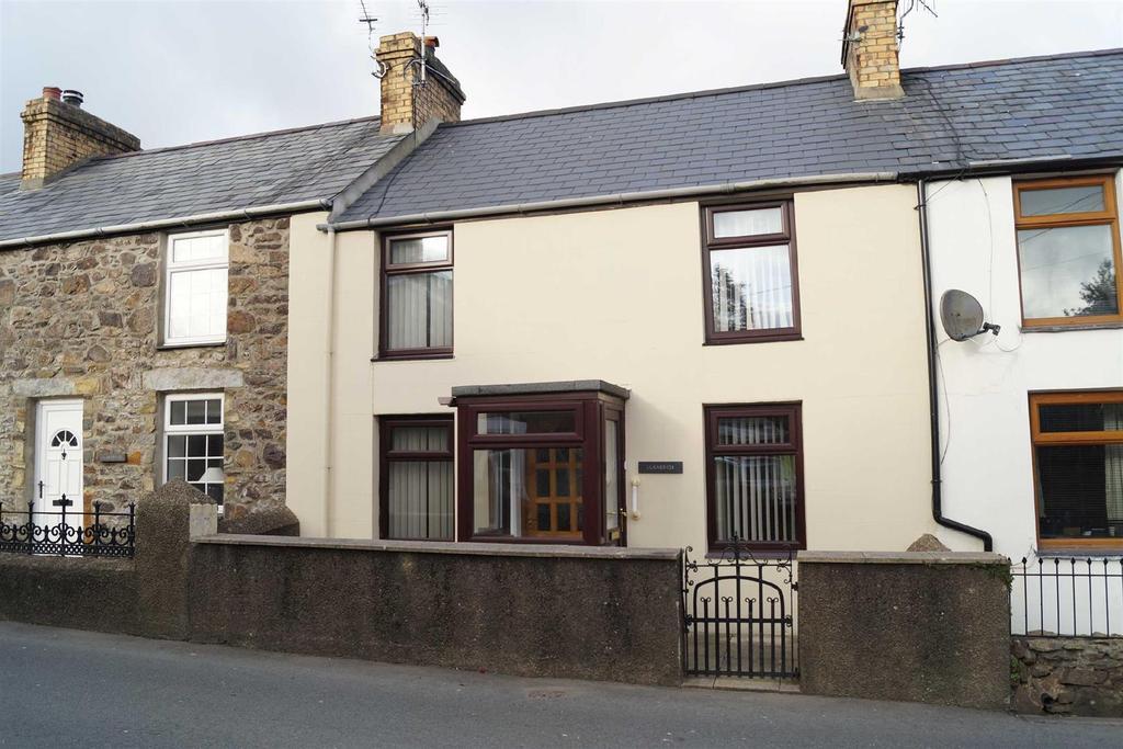 2 Bedrooms Terraced House for sale in Madryn Terrace, Llanbedrog