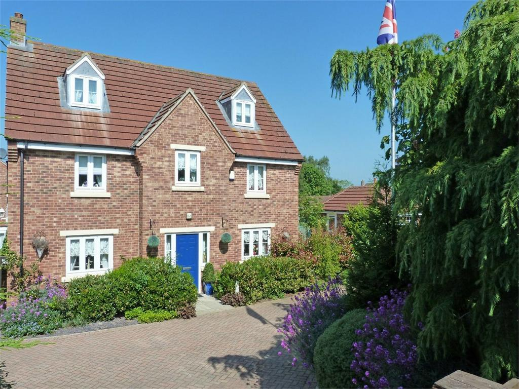 5 Bedrooms Detached House for sale in Finkle Court, Market Weighton