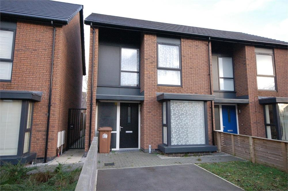 2 Bedrooms Semi Detached House for sale in St Ann Place, Rainhill, Prescot, Merseyside