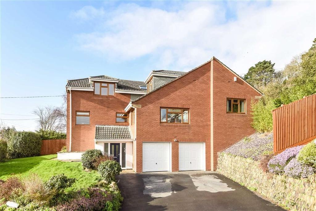 6 Bedrooms Detached House for sale in West Hill, Braunton, Devon, EX33