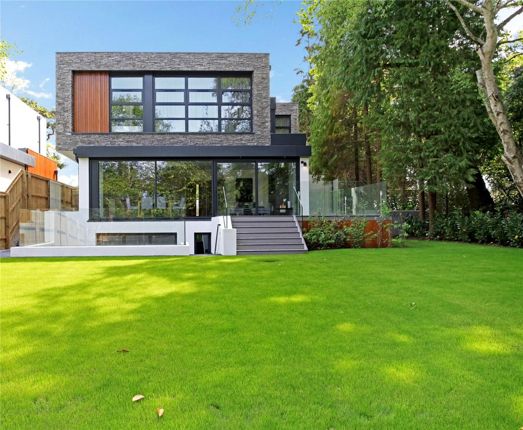 4 Bedrooms Detached House for sale in Westminster Road, Branksome Park, Poole, Dorset, BH13