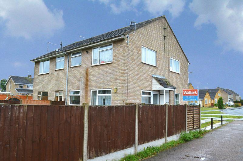 1 Bedroom Semi Detached House for sale in Dunmore Close, LINCOLN