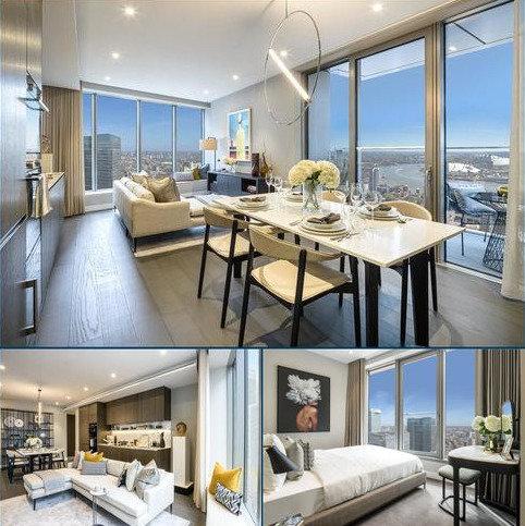2 bedroom flat for sale - 10 Park Drive, Canary Wharf, London, E14