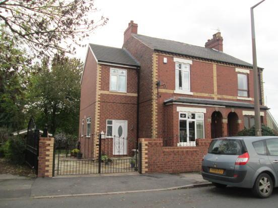3 Bedrooms Semi Detached House for sale in Station Road, Bolton upon Dearne, Rotherham s63