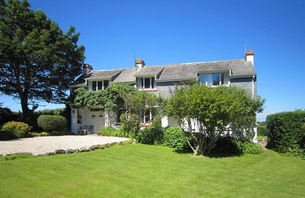 4 Bedrooms Detached House for sale in The Belyars, St Ives, West Cornwall, TR26