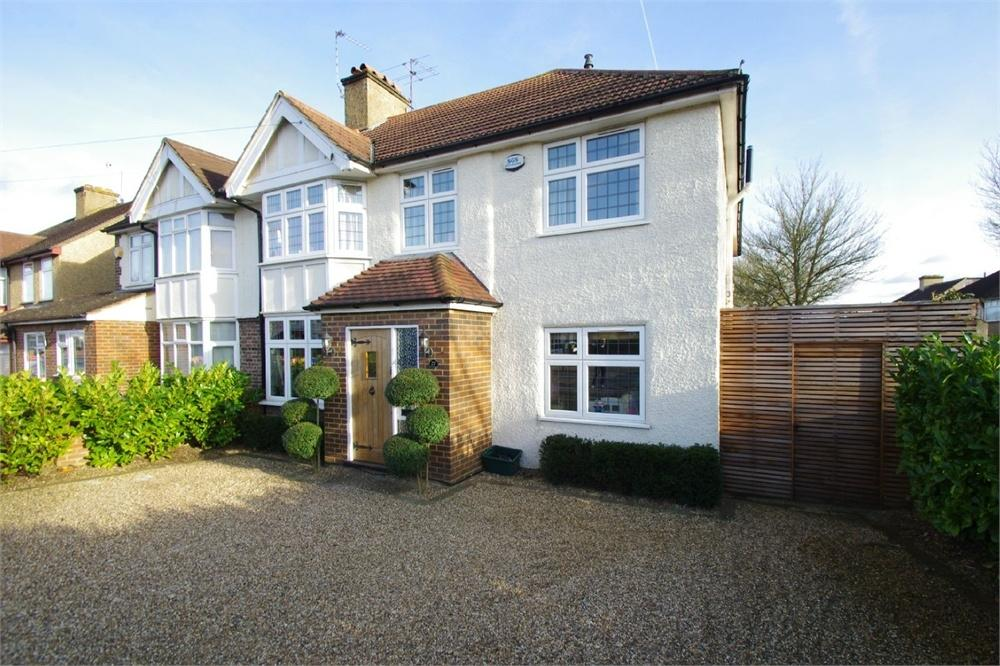 4 Bedrooms Semi Detached House for sale in Knutsford Avenue, WATFORD, Hertfordshire