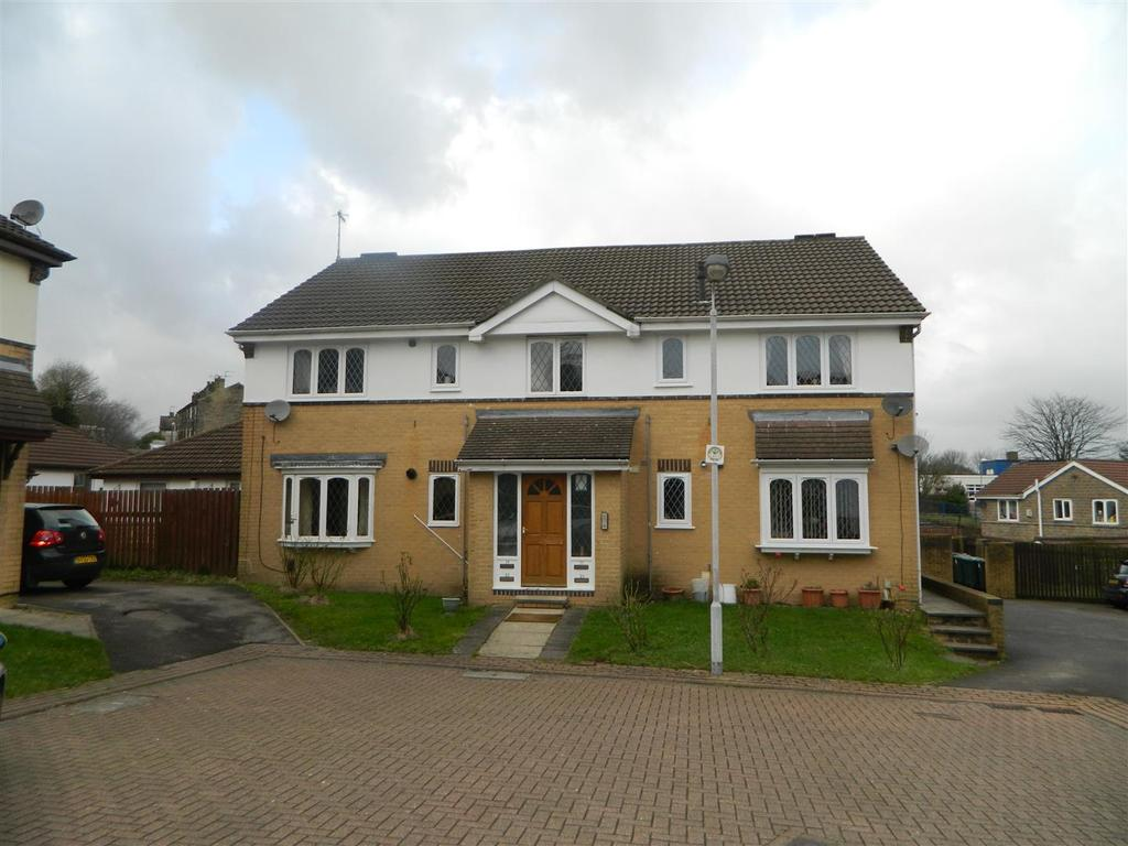 2 Bedrooms Flat for sale in Tannerbrook Close, Clayton, Bradford, BD14 6NJ