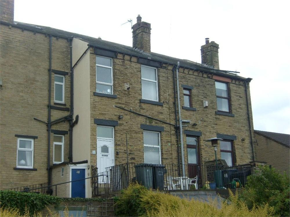 1 Bedroom Terraced House for sale in Wyke Lane, OAKENSHAW, Oakenshaw, West Yorkshire