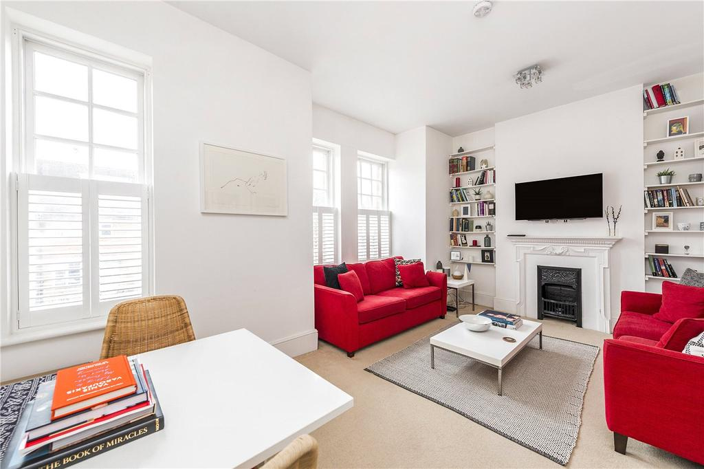 2 Bedrooms Flat for sale in Amesbury Avenue, Streatham Hill, London, SW2
