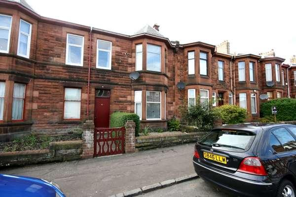 1 Bedroom Flat for sale in 61b Fullarton Street, Kilmarnock, KA1 2JL