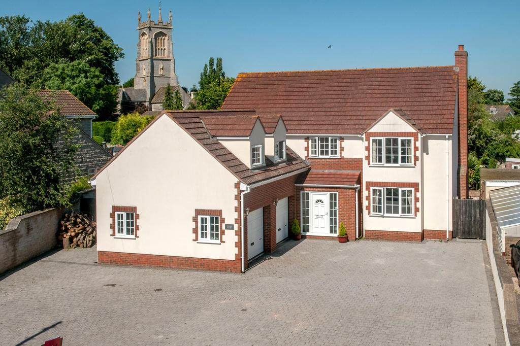 5 Bedrooms Detached House for sale in Fore Street, Othery