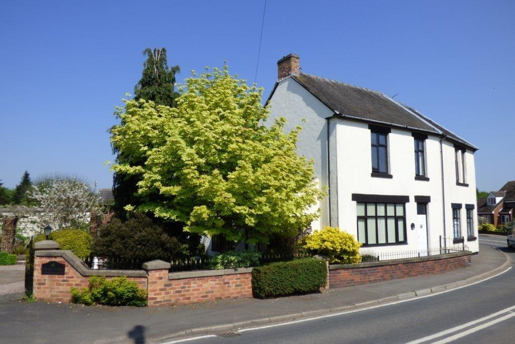 5 Bedrooms Semi Detached House for sale in Foxley Lodge, Main Street, Linton