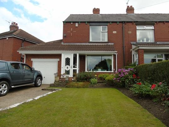 3 Bedrooms Semi Detached House for sale in 315 Barnsley Road, Barugh Green, Barnsley, S75 1LS