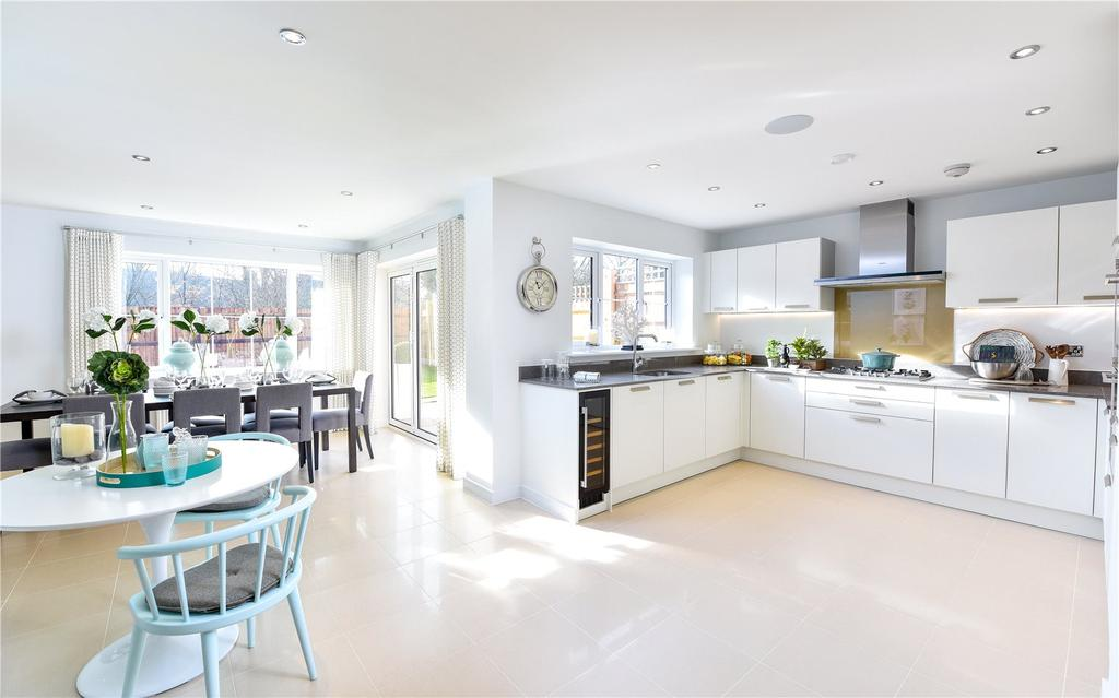 5 Bedrooms Detached House for sale in 286 The Mulberry, Ryewood, Dunton Green, Sevenoaks, TN14