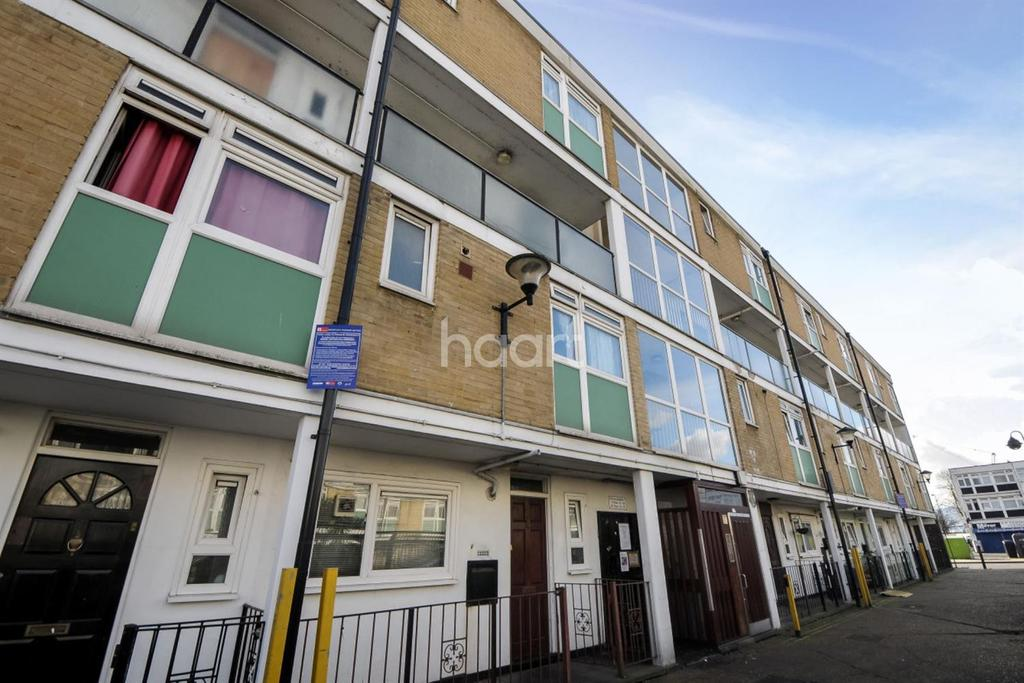 4 Bedrooms Maisonette Flat for sale in Styles Gardens, Brixton, SW9