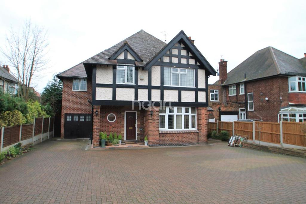 5 Bedrooms Detached House for sale in Middleton Boulevard, Wollaton Park, Nottingham