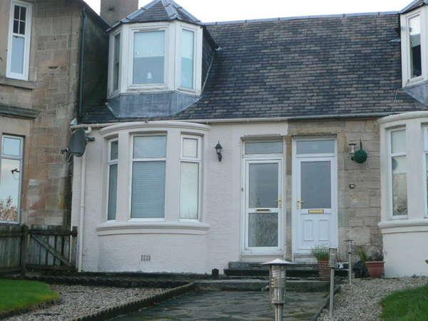 1 Bedroom Terraced House for sale in 38 Newton Street, Kilbirnie, KA25 6HW