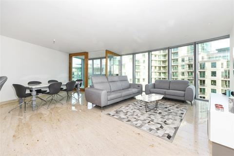 2 bedroom flat to rent - The Tower, 1 St. George Wharf, London