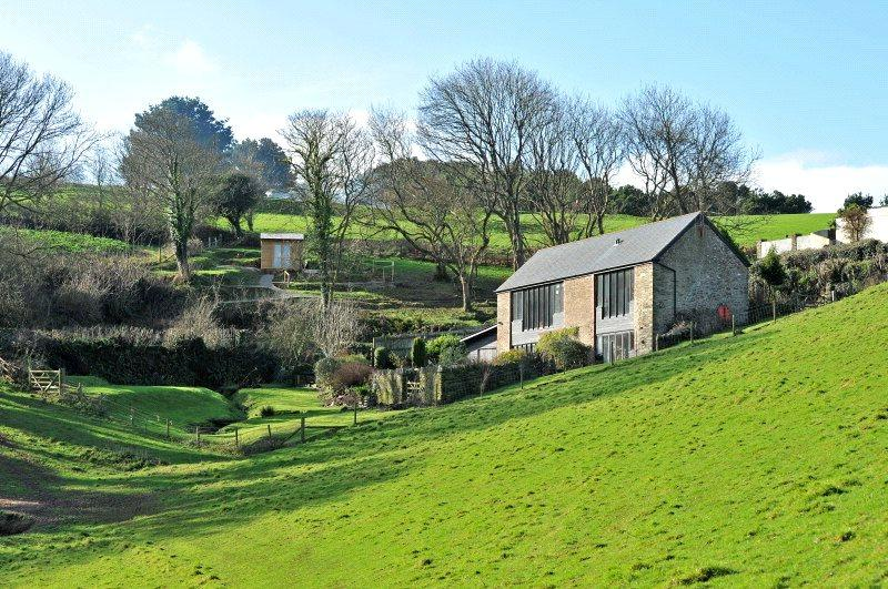 5 Bedrooms Detached House for sale in Lincombe Lane, Bigbury, Kingsbridge, Devon, TQ7