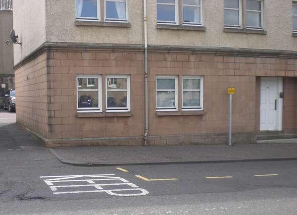 2 Bedrooms Flat for sale in 56/1 Bannatyne Street, Lanark, ML11 7JS