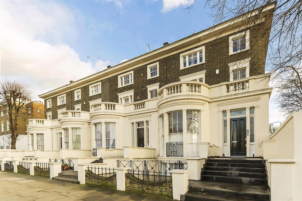 5 Bedrooms Semi Detached House for sale in St. Johns Wood Road, NW8