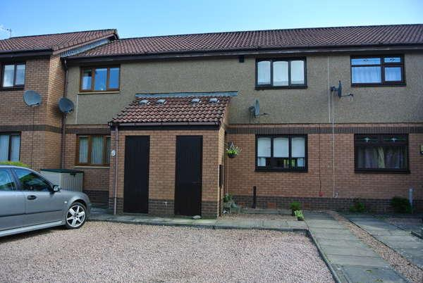 2 Bedrooms Terraced House for sale in 10 Southend Grove, Strathaven, ML10 6QS