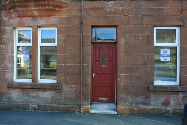 2 Bedrooms Flat for sale in 10A Glasgow Road, Strathaven, ML10 6LZ