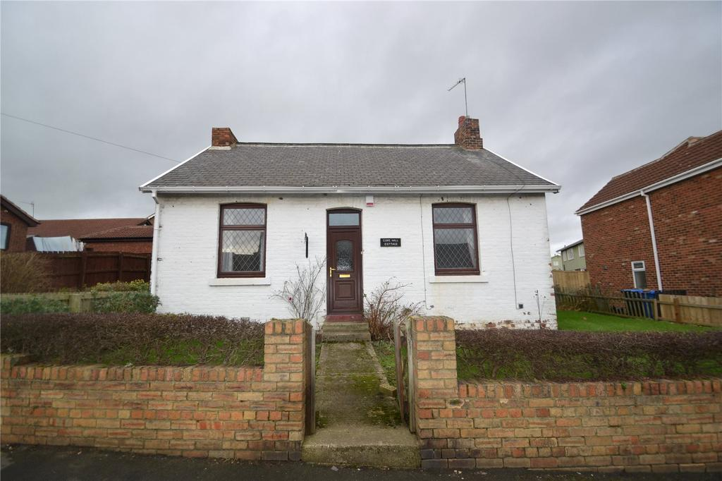 2 Bedrooms Detached Bungalow for sale in Gorehall Cottage, Gore Lane, Thornley, Co.Durham, DH6