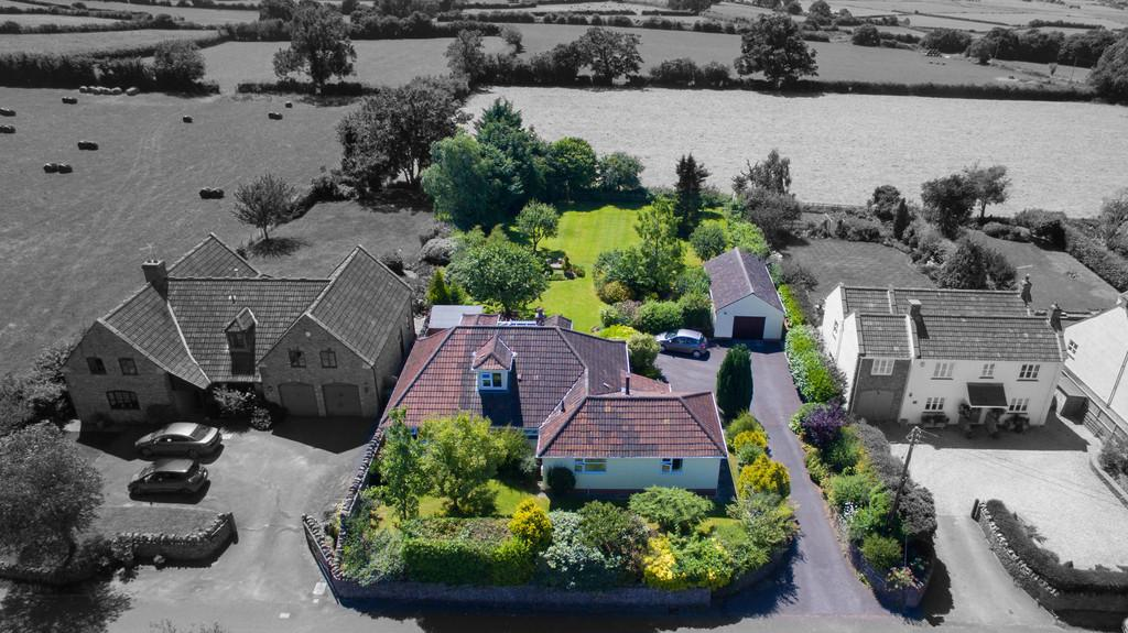 5 Bedrooms Detached Bungalow for sale in Millway, Rodney Stoke