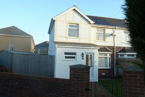 3 bedroom semi-detached house to rent - Coychurch Road Gardens Bridgend CF31 3AS