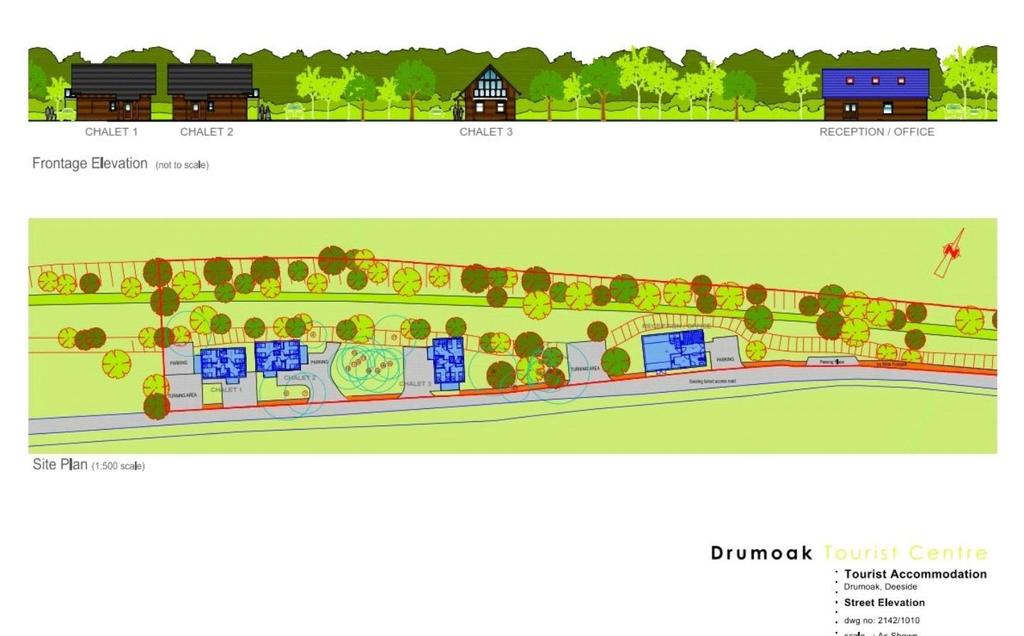 Land Commercial for sale in Drumoak, Banchory, Kincardineshire, AB31