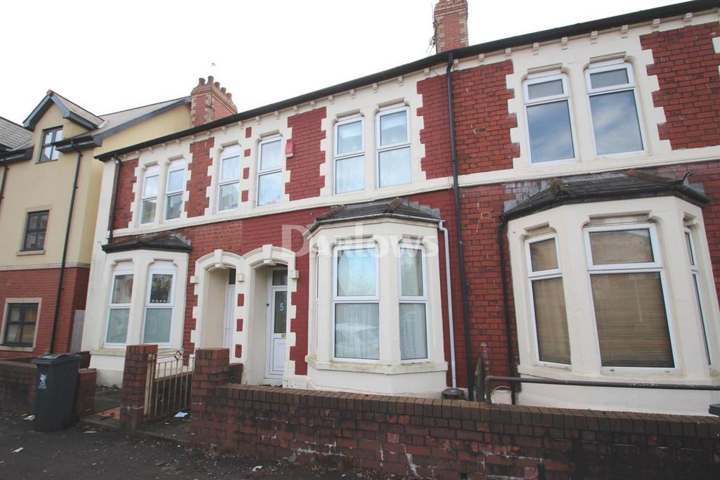 6 Bedrooms Terraced House for sale in Blackweir Terrace, Cardiff